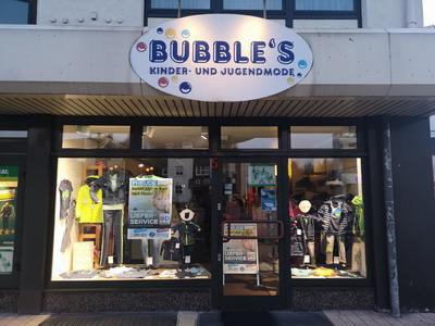 Kindermode und Jugendmode Bubbel's