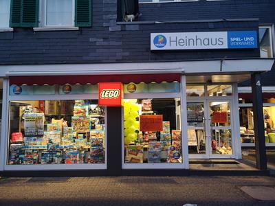 Spielwaren & Lederwaren Heinhaus