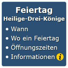 6.1 Feiertag Deutschland