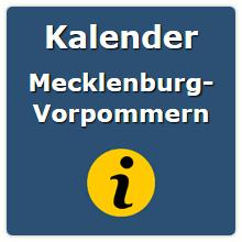 Veranstaltungen Mecklenburg Vorpommern 2021